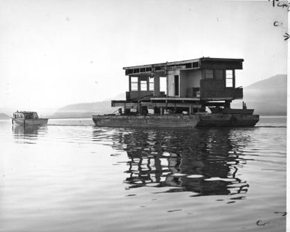 Infirmary on Barge compressed