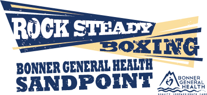 Rock Steady Boxing at Bonner General Health Sandpoint